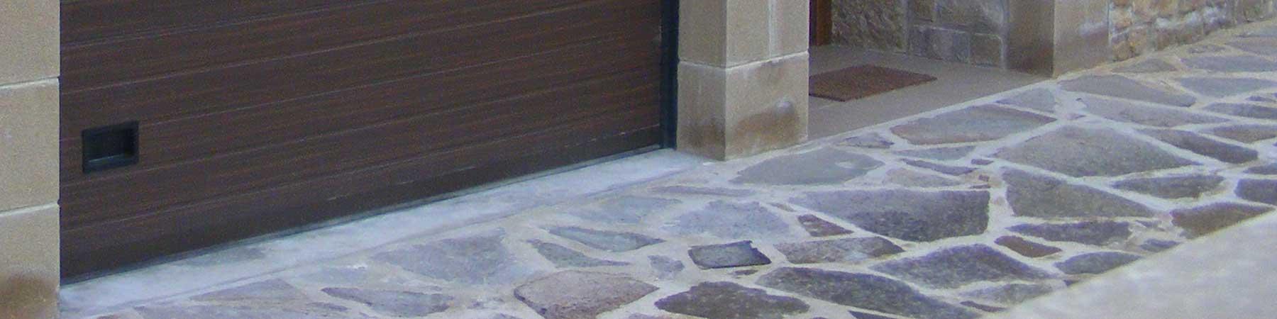 Lajas de piedra natural