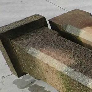 Oferta columnas de piedra natural